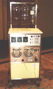 Drake-Willock PD Cycler Machine: 1970s