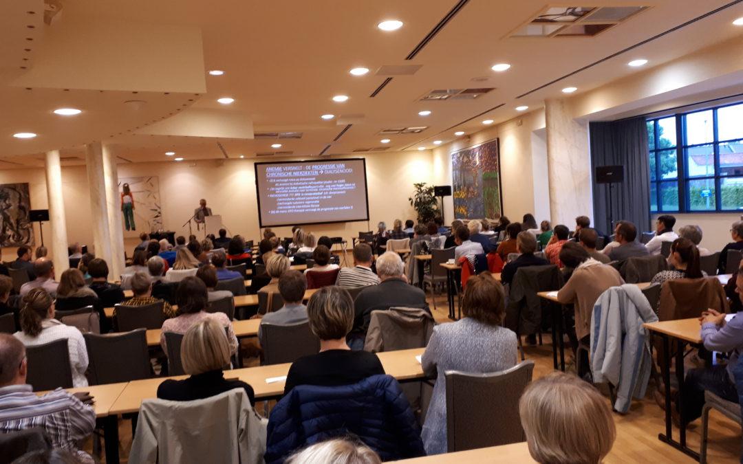 Avondsymposium presentaties weldra online